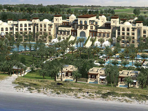 Saadiyat Rotana Resort & Villas 5*****