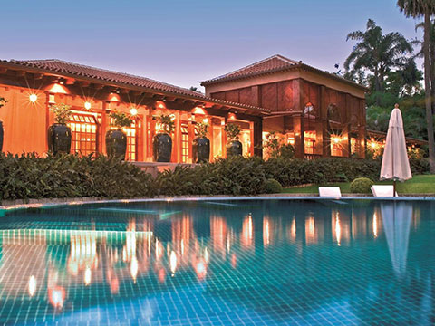 Hotel Botanico y Oriental SPA Garden - The Leading Hotels of The World *****