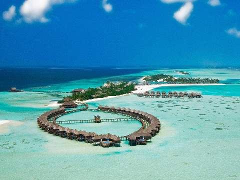 Olhuveli Beach & Spa Resort 4****