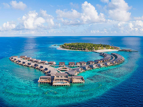The St. Regis Maldives Vommuli Resort 5*****