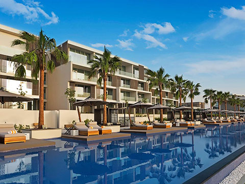 The Oberoi Beach Resort Al Zorah 5*****