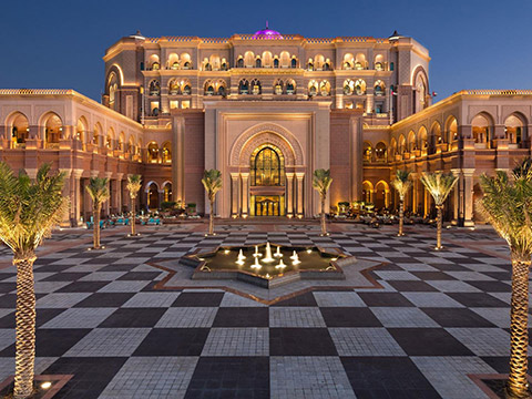 Emirates Palace 5*****