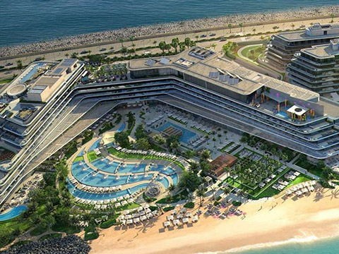 W Dubai The Palm 5*****