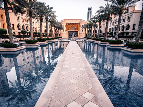 Palace Downtown 5*****