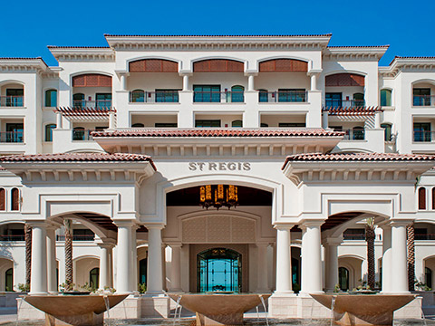 The St. Regis Saadiyat Island Resort 5*****