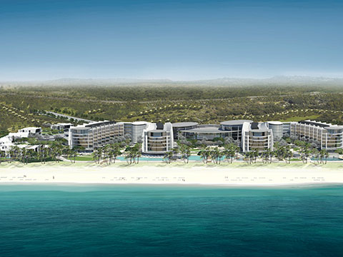Jumeirah at Saadiyat Island Resort 5*****