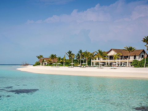 Four Seasons Resort Maldives at Landaa Giraavaru 5*****