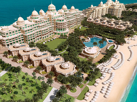 Emerald Palace Kempinski Dubai The Palm 5*****