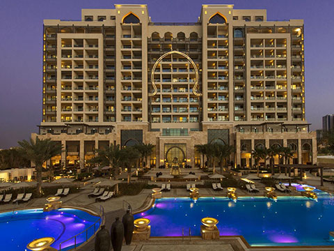 Ajman Saray A Luxury Collection Resort 5*****